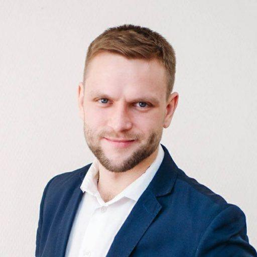 """Иван Зубарев, руководитель проекта """"Бизнес среда"""""""