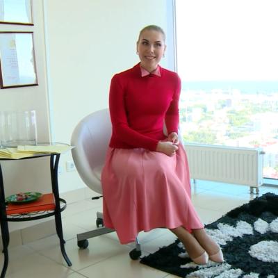 """Ксения Телешова о своем """"месте силы"""""""