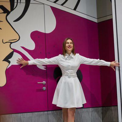 Ксения Телешова сделала красноречие модным